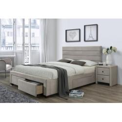 Łóżko KAYLEON z szufladą