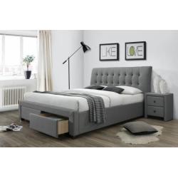 Łóżko PERCY z szufladą