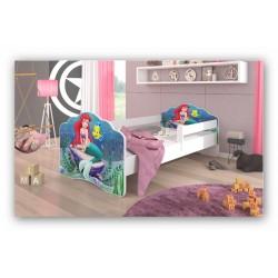 Łóżka CASIMO z barierką...
