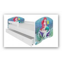 Łóżka PEPE (różne wzory)