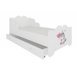 Łóżka XIMENA (różne wzory)