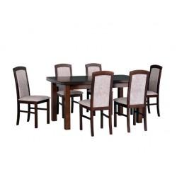 Zestaw stół KENT 2+ krzesła...