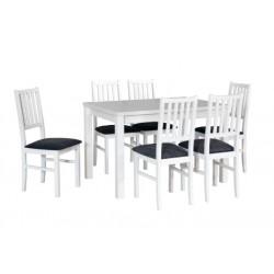 Zestaw stół MAX 5+ krzesła...