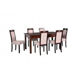 Zestaw stół MODENA 2+...