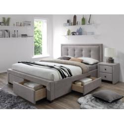 Łóżko EVORA z szufladami
